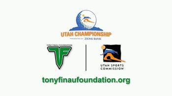 Tony Finau Foundation TV Spot, '2020 Utah Championship' - Thumbnail 7