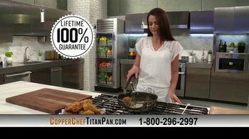 Copper Chef Titan Pan TV Spot, 'Exciting News' - Thumbnail 7