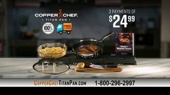Copper Chef Titan Pan TV Spot, 'Exciting News' - Thumbnail 9