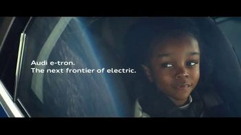 2019 Audi e-tron TV Spot, 'The Next Frontier of Electric' [T1]