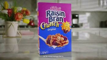 Kellogg's Raisin Bran Crunch TV Spot, 'Investigation Discovery: Successful Day' - Thumbnail 9
