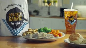 Cracker Barrel Old Country Store and Restaurant TV Spot, 'Home Favorites: Southern Fried Chicken' - Thumbnail 8