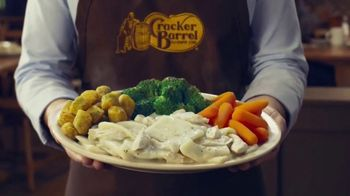 Cracker Barrel Old Country Store and Restaurant TV Spot, 'Home Favorites: Southern Fried Chicken'