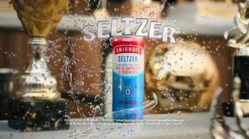 Smirnoff Seltzer TV Spot, 'Laverne Cox & Smirnoff Agree: It's Red White & Berry Season' - Thumbnail 9