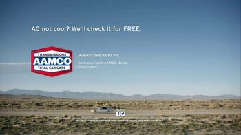 AAMCO Transmissions TV Spot, 'Pieces: Free AC Check' - Thumbnail 9