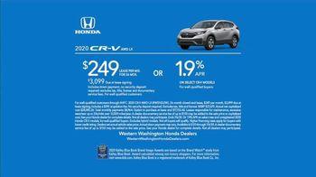 Honda TV Spot, 'Enjoy the Open Road: SUVs' [T2] - Thumbnail 6