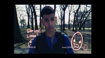 National Runaway Switchboard TV Spot, 'Spun: Bullying' - Thumbnail 2