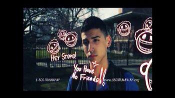 National Runaway Switchboard TV Spot, 'Spun: Bullying' - Thumbnail 4