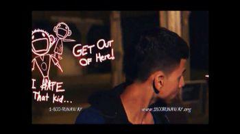 National Runaway Switchboard TV Spot, 'Spun: Bullying' - Thumbnail 5