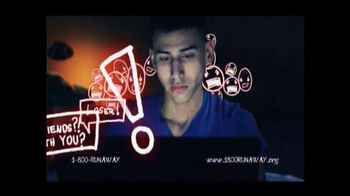 National Runaway Switchboard TV Spot, 'Spun: Bullying' - Thumbnail 7