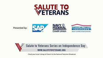 American Heroes: A Salute to Veterans TV Spot, '4th of July: Heartfelt Thanks' Feat. Terry Bradshaw - Thumbnail 3