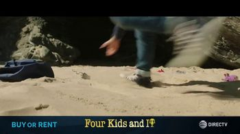DIRECTV Cinema TV Spot, 'Four Kids and It'