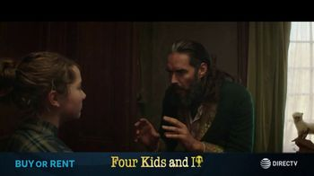 DIRECTV Cinema TV Spot, 'Four Kids and It' - Thumbnail 4