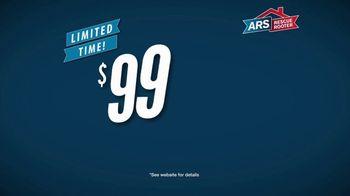 ARS Rescue Rooter TV Spot, 'Leaky Faucet: $99 Off Plumbing or Drain Repair' - Thumbnail 4