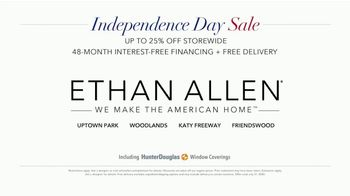 Ethan Allen Independence Day Sale TV Spot, '25 Percent Off' - Thumbnail 5