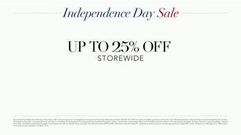 Ethan Allen Independence Day Sale TV Spot, '25 Percent Off' - Thumbnail 3