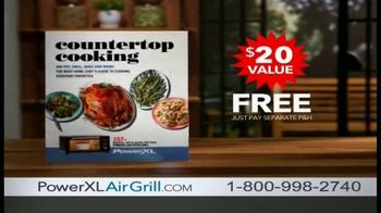 Power XL Air Fryer Grill TV Spot, 'Appliances Taking Over Your Kitchen' - Thumbnail 7