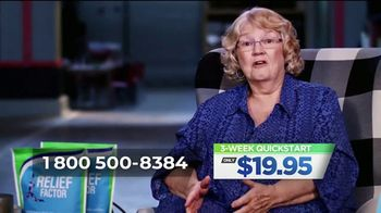 Relief Factor TV Spot, 'Julie's Story' - 67 commercial airings