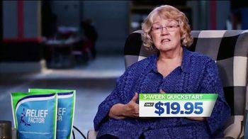 Relief Factor TV Spot, 'Julie's Story' - Thumbnail 2