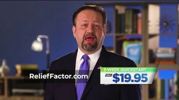 Relief Factor TV Spot, 'Julie's Story' - Thumbnail 8