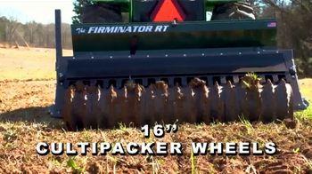 Ranew's Outdoor Equipment Firminator RT TV Spot, 'One-Pass Planting' - Thumbnail 3