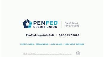 PenFed Auto Loan Refinancing TV Spot, 'A Little Flexibility' - Thumbnail 9