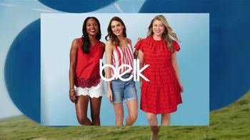 Belk Red White & Blue Bash TV Spot, 'Celebration to Remember'