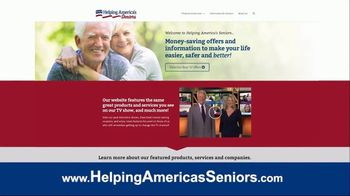 Helping America's Seniors TV Spot, 'Television Program Website' - Thumbnail 4
