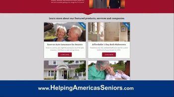 Helping America's Seniors TV Spot, 'Television Program Website' - Thumbnail 6