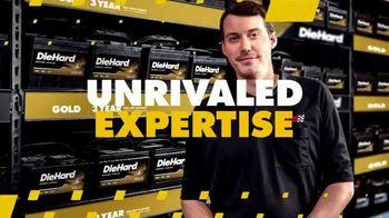 Advance Auto Parts DieHard Batteries TV Spot, 'Unrivaled Performance' - Thumbnail 6