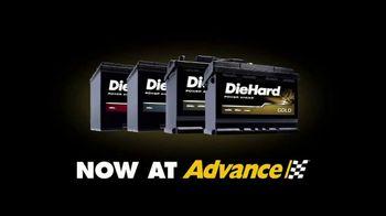 Advance Auto Parts DieHard Batteries TV Spot, 'Unrivaled Performance' - Thumbnail 7