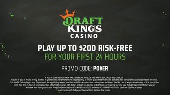 DraftKings Sportsbook TV Spot, 'Mobile Casino' - Thumbnail 4
