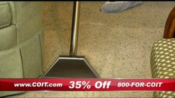 COIT TV Spot, 'Clean, Healthy and Happy: 35 Percent Off' - Thumbnail 4