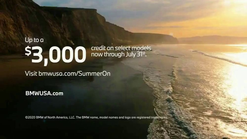 BMW Summer On Sales Event TV Commercial, 'Your Favorite Season Starts Now' Song by Blink-182 [T1]