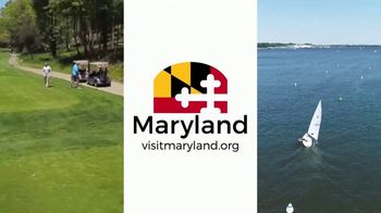 Visit Maryland TV Spot, 'We're Open'