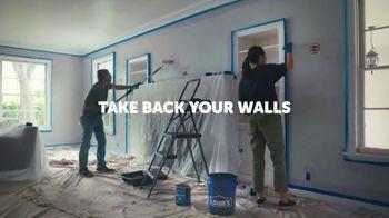 Lowe's TV Spot, 'Take Back Your Walls: Valspar' - Thumbnail 4