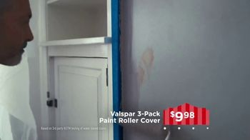 Lowe's TV Spot, 'Take Back Your Walls: Valspar' - Thumbnail 6