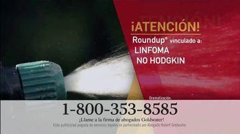 Goldwater Law Firm TV Spot, 'Atención: Linfoma: dos minutos' [Spanish] - Thumbnail 1