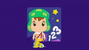 Learn Math With El Chavo App TV Spot, 'Aprende mate' canción de Perrey and Kingsley [Spanish]