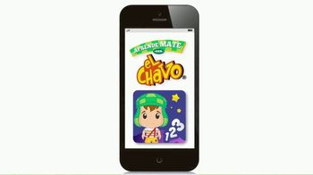 Learn Math With El Chavo App TV Spot, 'Aprende mate' canción de Perrey and Kingsley [Spanish] - Thumbnail 8