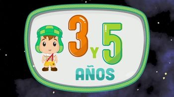 Learn Math With El Chavo App TV Spot, 'Aprende mate' canción de Perrey and Kingsley [Spanish] - Thumbnail 5
