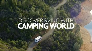 Camping World TV Spot, 'Discovery With Camping World' Song by Aaron Sprinkle
