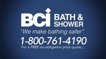 BCI Bath & Shower TV Spot, 'Old and Worn Out: Pay for It in 2021' - Thumbnail 6