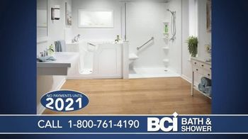 BCI Bath & Shower TV Spot, 'Old and Worn Out: Pay for It in 2021'