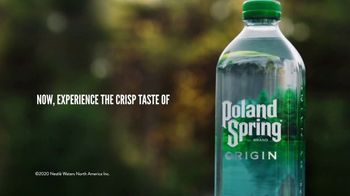 Poland Spring Natural Spring Water Origin TV Spot, 'I Come From Springs' - Thumbnail 8
