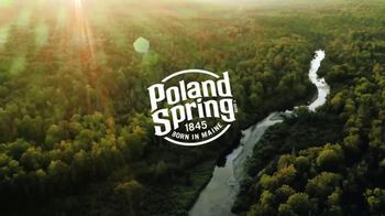 Poland Spring Natural Spring Water Origin TV Spot, 'I Come From Springs'