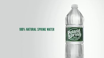 Poland Spring Natural Spring Water Origin TV Spot, 'I Come From Springs' - Thumbnail 6