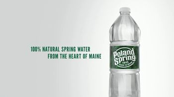 Poland Spring Natural Spring Water Origin TV Spot, 'I Come From Springs' - Thumbnail 7