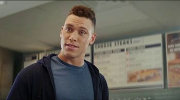 Jersey Mike's TV Spot, 'Aaron's Way' Featuring Aaron Judge - 52 commercial airings
