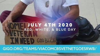 GI Go Fund TV Spot, 'Red, White and Blue Day: Supporting Our Veterans' - Thumbnail 6